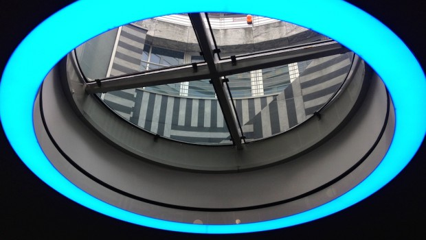 Blue Circle im Studio 44