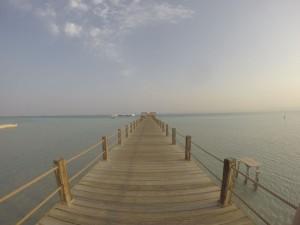 Eine karibische Insel in Ägypten